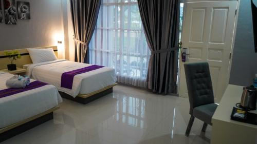 Deluxe room Ilaya Hotel And Resort